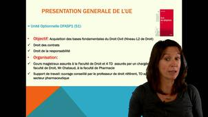 VIDEO PRESENTATION UE DROIT DFASP1