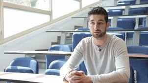 Interview d'étudiants de la L3 Chimie prépaDNO