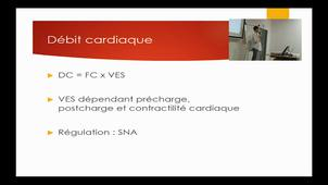 PHYSIOLOGIES CARDIOVASCULAIRES