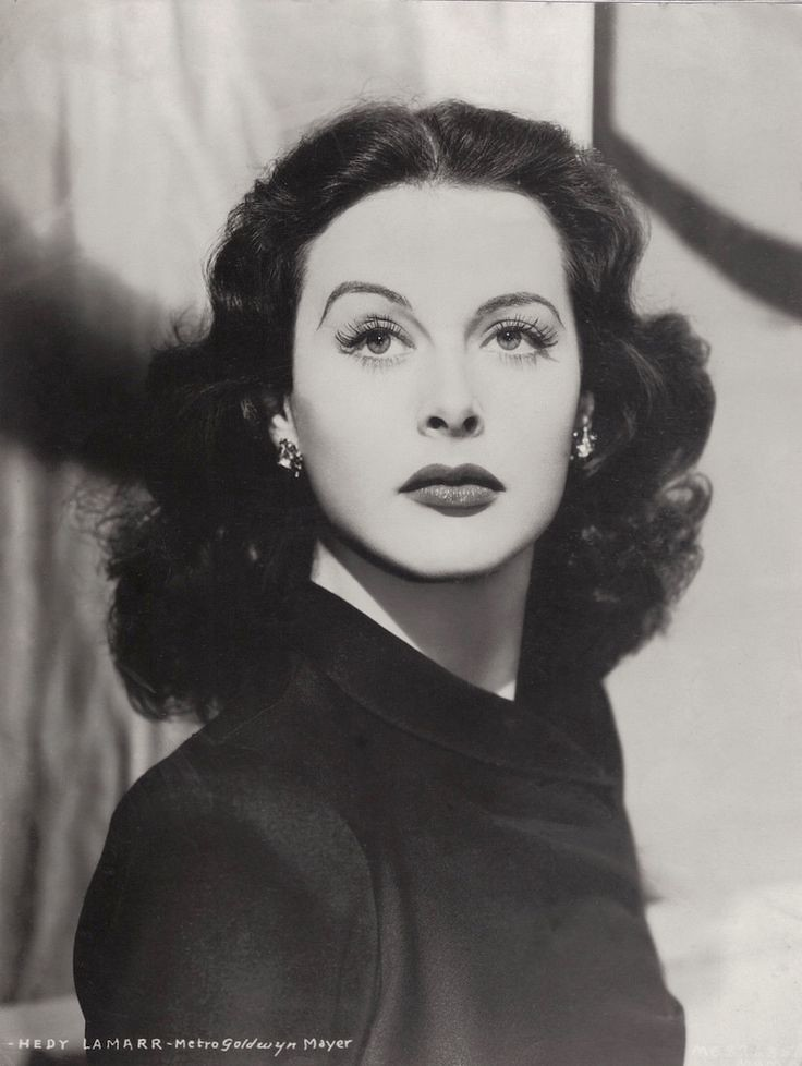 Nos inventrices ont du talent - Episode 1 : Hedy Lamarr