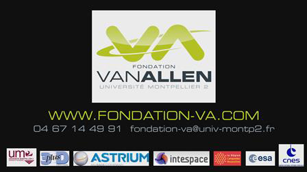 Fondation Van Allen - Interview